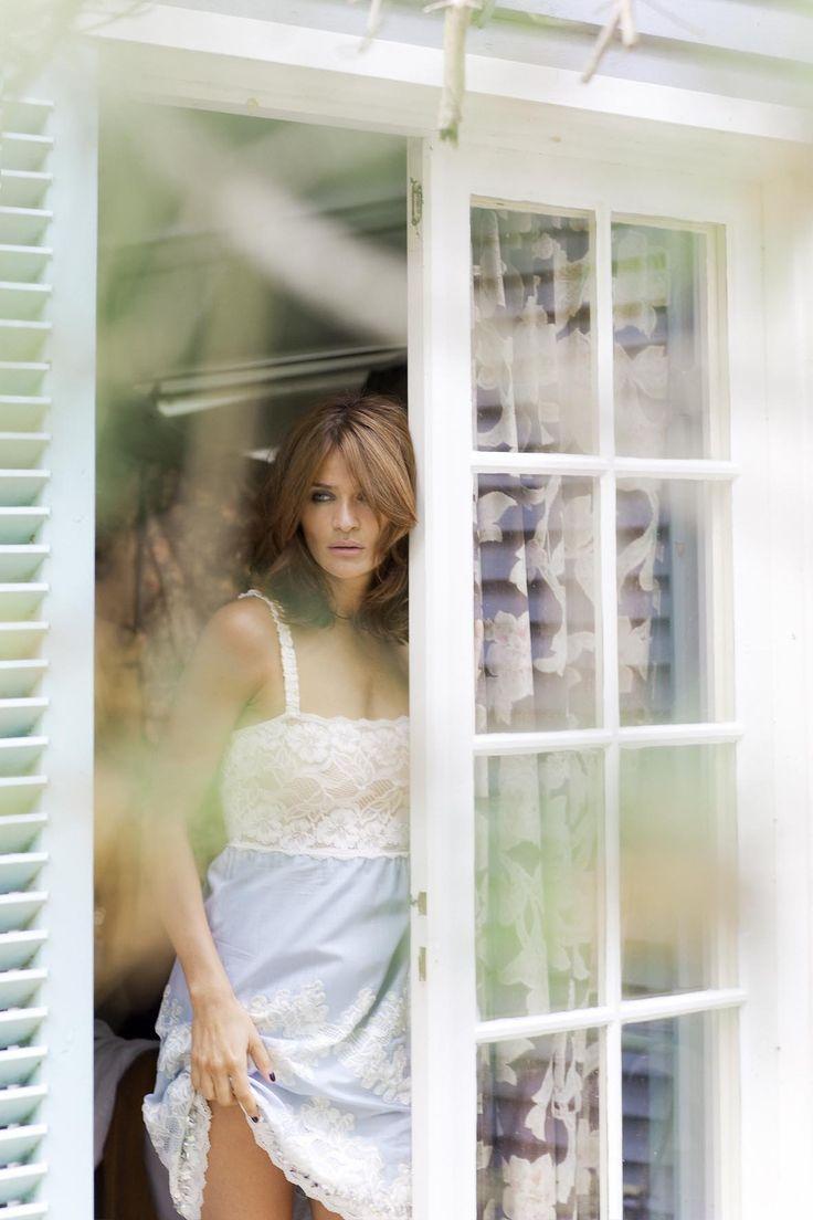 Odd Molly  |  SS10  |  Helena Christensen  |  Campaign    oddmolly.com