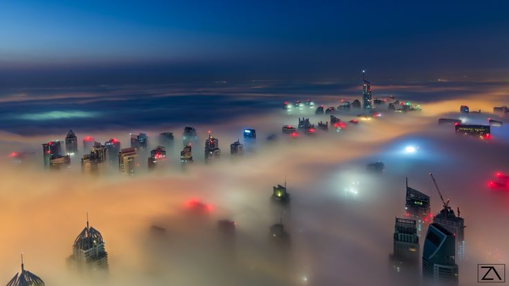 Waves of Fog by Zohaib Anjum on 500px