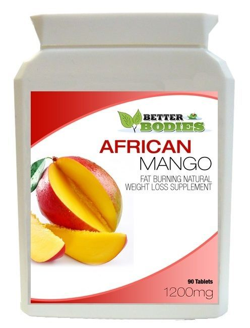 7 68 Aud African Mango Diet Tablets Weight Loss Fat Burn Slimming