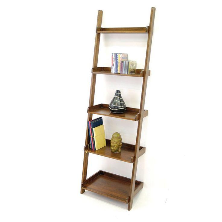 Best 25 etagere echelle ideas on pinterest echelle en Echelle decorative bois