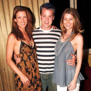 Kate Walsh and Eric Dane | Anatomy : les acteurs de la série, amis pour la vie ! : Kate Walsh ...
