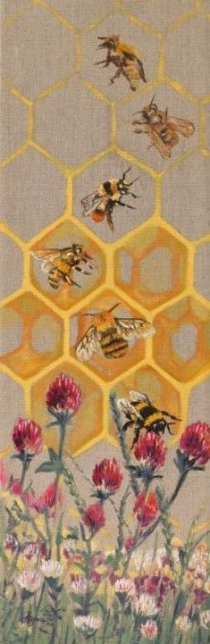 Plight of the Bees - Hannah Bruce