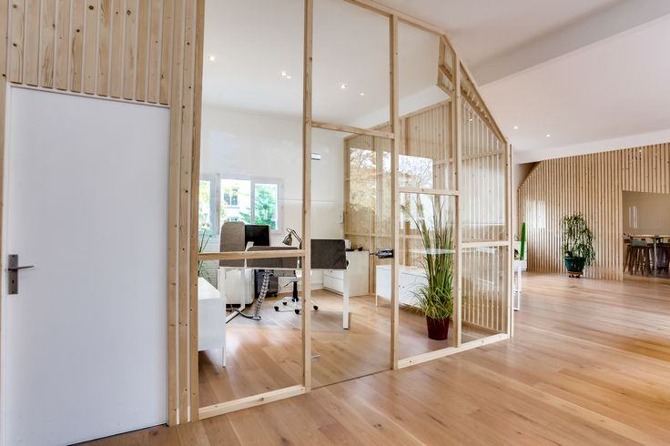 salle comptabilit projet vincennes agence transition interior design architectes margaux. Black Bedroom Furniture Sets. Home Design Ideas