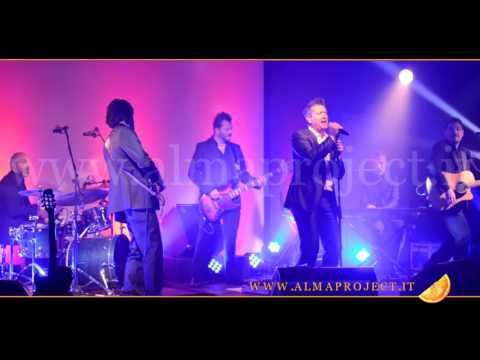 ALMA PROJECT - MDA Italian Pop Band - Gloria (G.Bigazzi) - YouTube
