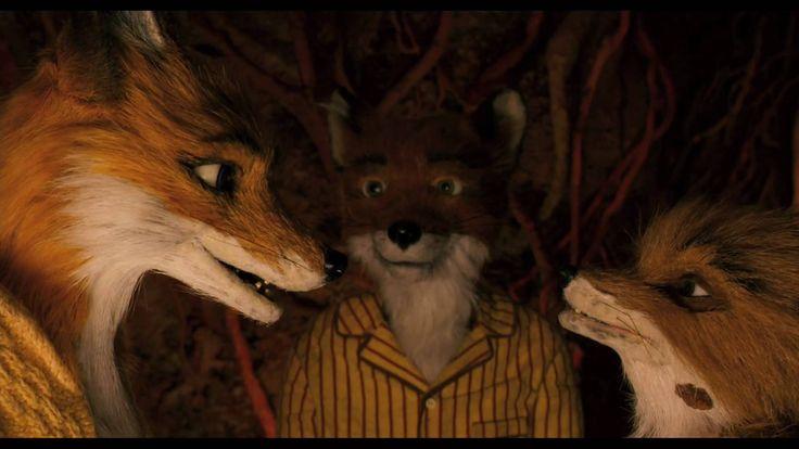 Wes Anderson es un gran director, la estética, fotografía, música y narrativa de sus películas es como ninguna otra. FANTASTIC MR. FOX está basada en un cuento para niños, pero, la versión de Wes Anderson es magnifica para todas las edades.