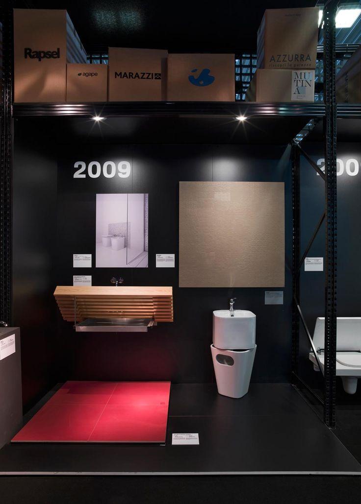 #Marazzi | #Cersaie | #BathroomExcellence | #ADI | #SistemA