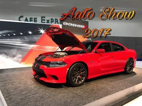 🗽 2017 San Diego International Auto Show ✔ YouTube США Сан Диего