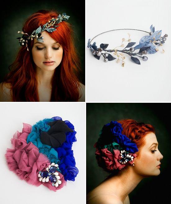Headbands from shopbando.com. Duh, looove