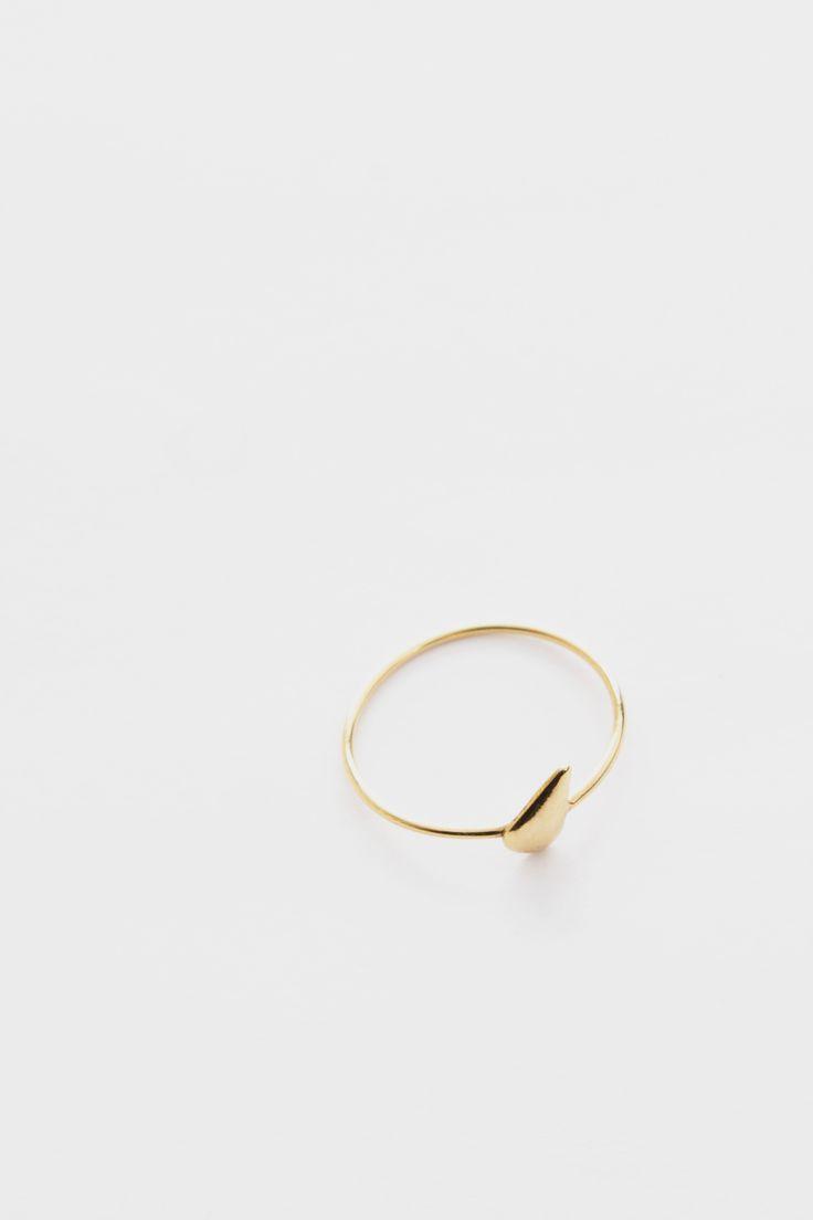 ring - oli - Anna Lawska Jewellery collection - feelings -