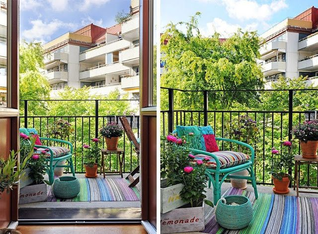20 best The Best and Amazing Design Ideas For Small Balcony images ...