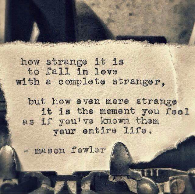Stranger Quotes: 25+ Best Ideas About Stranger Quotes On Pinterest