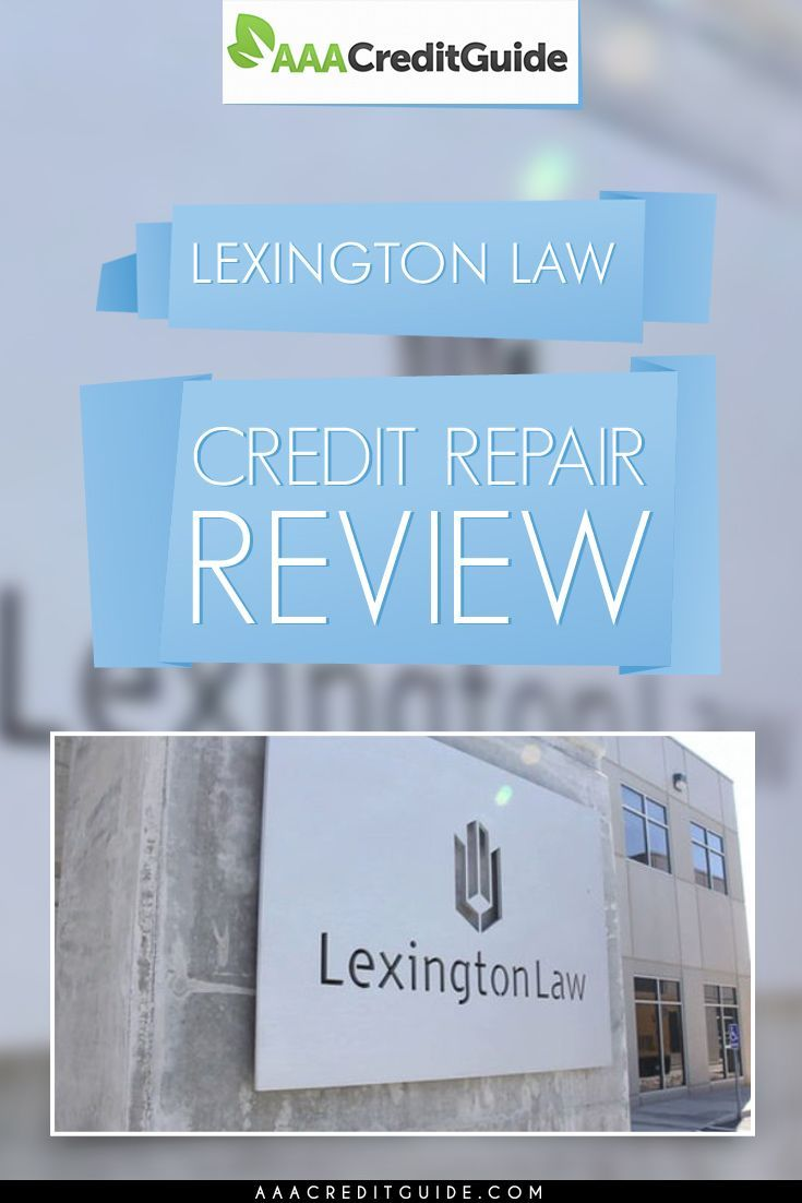 Lexington Law Is One Of The Most Well Known Credit Repair Companies In The U S How Well Do They Stack Up Ag Credit Repair Services Credit Repair Lexington Law