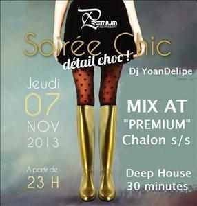 Soiree Chic,Detail Choc by Dj-YoanDelipe by CocoNights-Mixes (Deep House Mix)