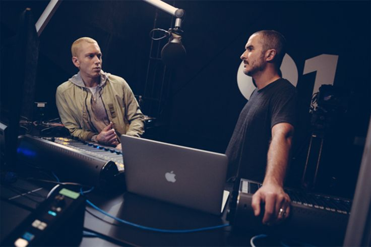 First Beats 1 interview with Zane Lowe and Eminem now on YouTube Eminem  #Eminem
