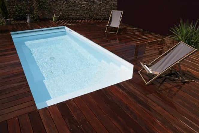 29 best images about piscine on pinterest decks bijoux - Mini piscine naturelle ...