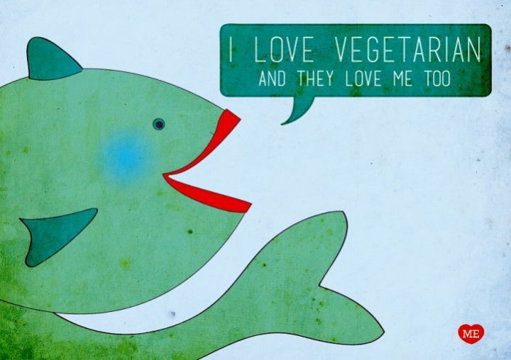 www.piratiesirene.it #fish #green #veg