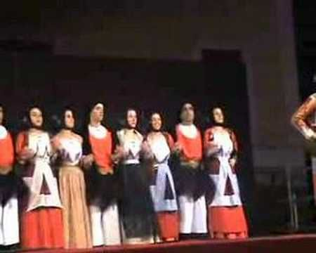 Cavalcata2007: Fonni, Su Ballu Sartiu