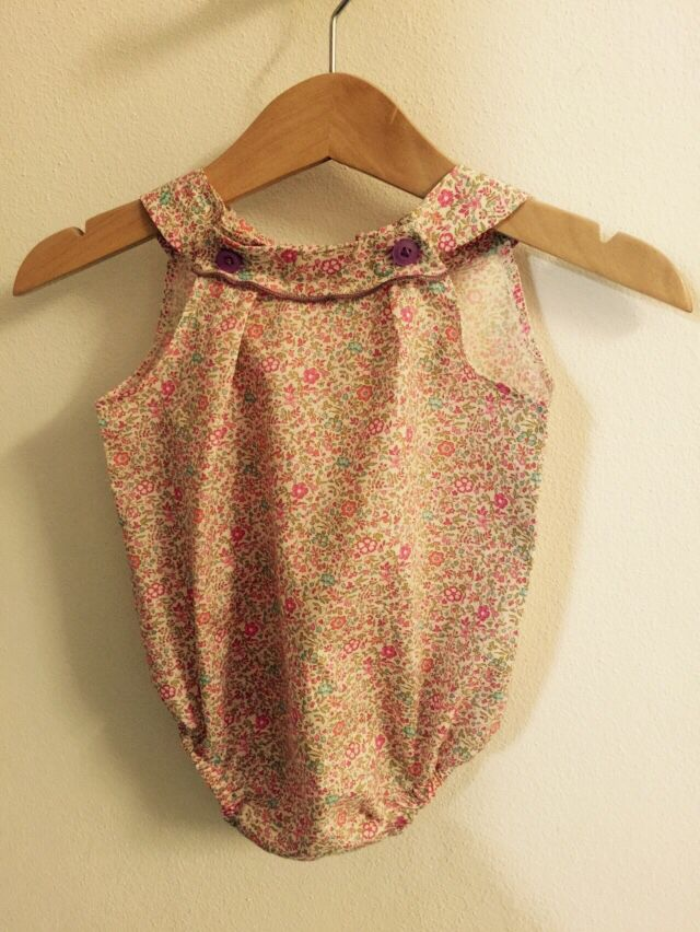 Baby clothes for summer