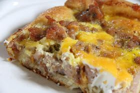Mix and Match Mama: Sausage Crescent Breakfast Casserole
