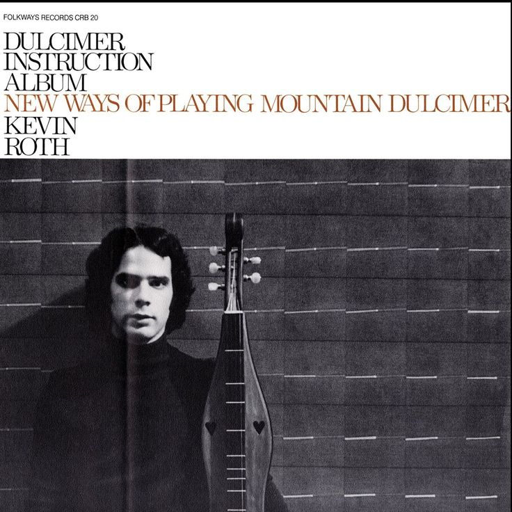 Kevin Roth - Dulcimer Instruction Album