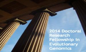 2014 Doctoral Research Fellowship in Evolutionary Genomics/Behavioural Ecology, Norway ,and applications are submitted till 15th August 2014. University of Oslo is inviting applications for a four year doctoral research fellowship in Evolutioary Genomics/Behavioural Ecology at the Natural History Museum (NHM). - See more at: http://www.scholarshipsbar.com/2014-doctoral-research-fellowship-in-evolutionary-genomics.html#sthash.WuAvtOCl.dpuf