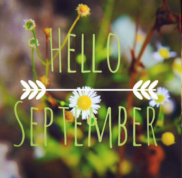 Lovely Hello September September Hello September Welcome September Happy Septemberu2026