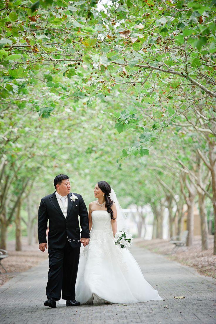 Wedding Ceremony At Bicentennial Park