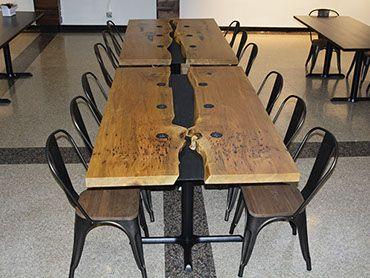 Custom Quality Conference Boardroom Tables Reclaimed Live Edge Wood Toronto Kitchener Waterloo Guelph Barrie Muskoka Hamilton Niagara Burlington