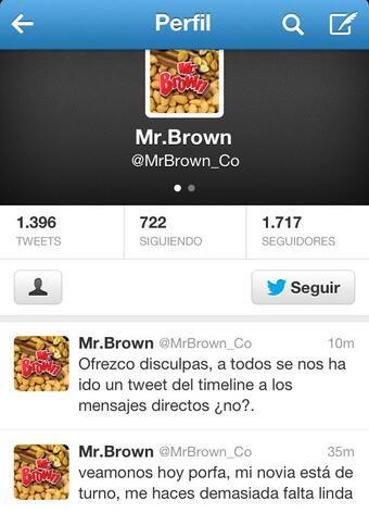 """El tan mencionado, criticado, elogiado, repudiado, comentado y dudoso """"error"""" del CM de Mr Brown."""