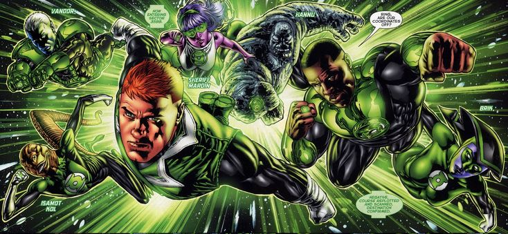 Could Arrow's John Diggle become GL John Stewart?