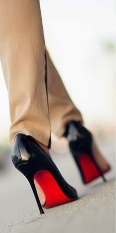Fashionably Yours: Shoes, the power of an awesome pair of shoes...it ...