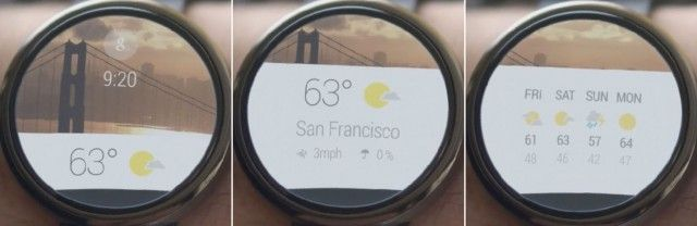 In-depth with Android Wear, Google's quantum leap of a smartwatch OS | Ars Technica