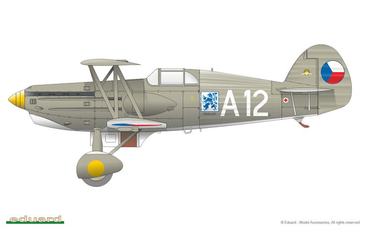 1933-05-25 Avia B.534 IV first flew, used by the Czechoslovak Air Force