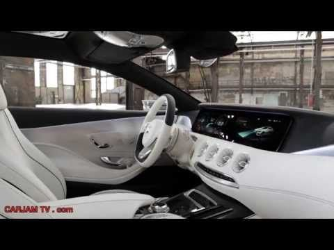 New Mercedes S Class Coupe HD Interior 6 Minutes In Detail First Commercial 2014 Carjam