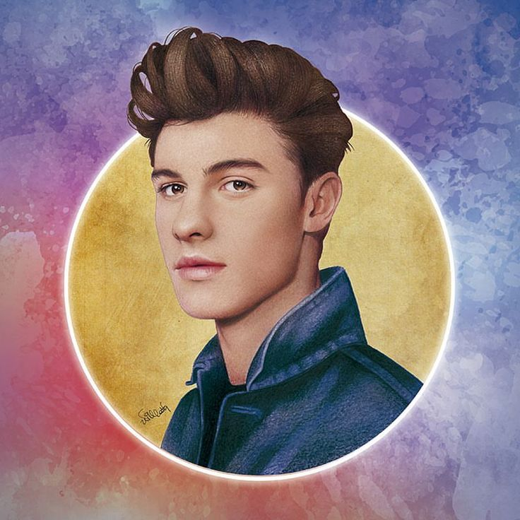 Shawn Mendes illustration by Will Costa