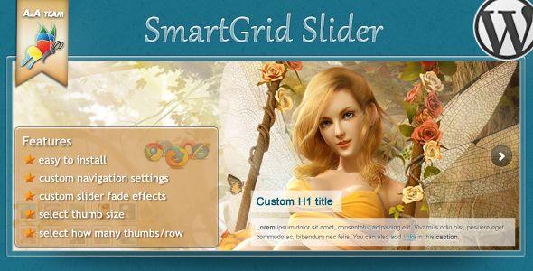 Grid Slider - Premium Wordpress Plugin . Grid Slider – Premium Wordpress Plugin  V 1