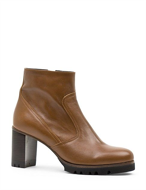big collection shoes for cheap new lower prices DJs: Edward Meller VERSUS MID HEEL ANKLE BOOTIE $455 | Wear ...