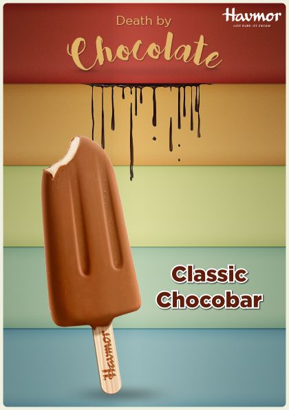 Marvel over the evergreen favourite Classic Chocolate bar & lose yourself in your  #DeathByChocolate.