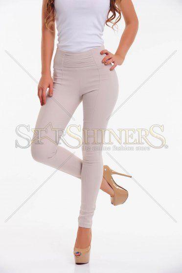 Pantaloni PrettyGirl Trendy Joy Nude