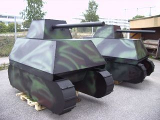 Paint Ball Equipment / Tanks ready for delivery