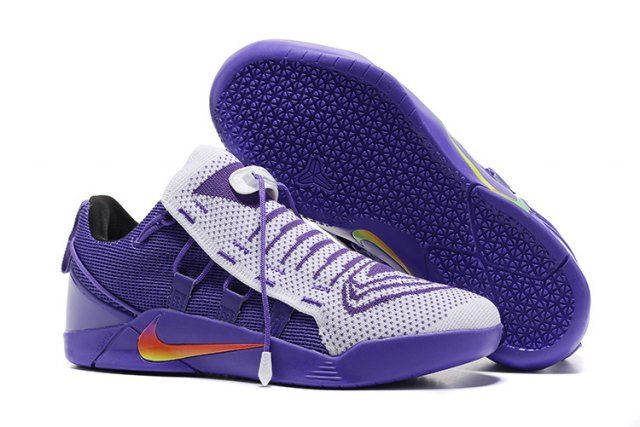 the latest 358bf 9c442 Ushering in a new chapter with signature and ruthless precision, the Kobe  A. D. builds on the Mamba legacy of dynamic and innovative basketball  footwear. ...