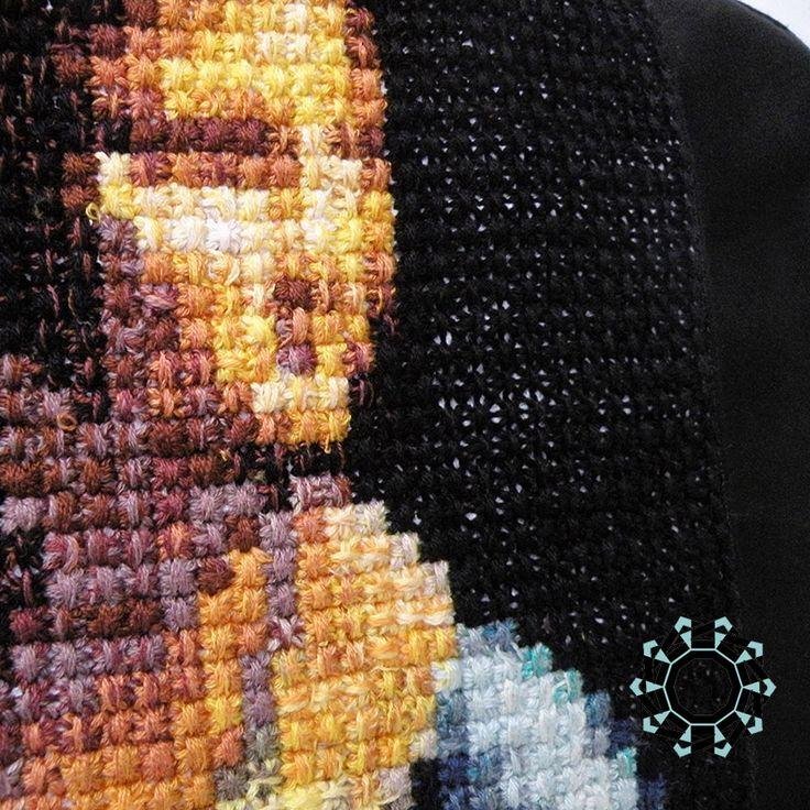 """Great art"" purse / Torebka ""Wielka sztuka"" by Tender December, Alina Tyro-Niezgoda More/Więcej: http://tenderdecember.eu/ladowniki/torebka-wielka-sztuka-great-art-purse/ To buy/ Aby kupić: http://tenderdecember.eu/shop/produkt/great-art-purse-torebka-wielka-sztuka/"