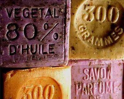 savon savon savon savon! Je veux un peu de savon de Marseille