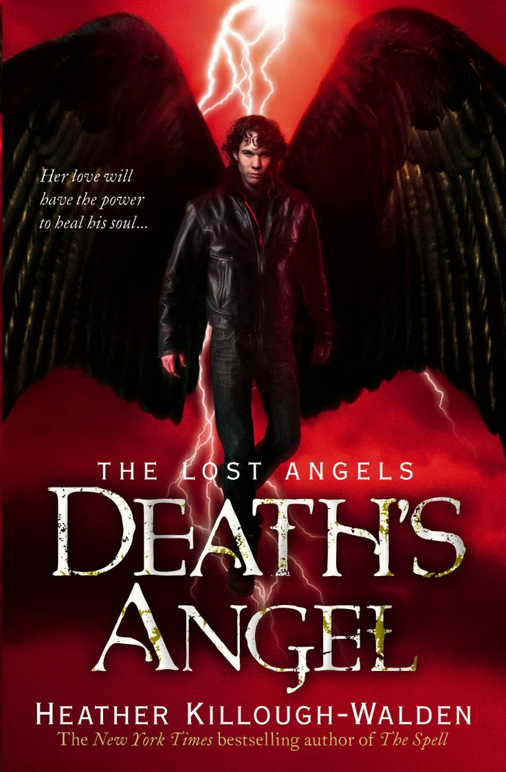 The Lost Angels Series, Book Three: Death's Angel (uk Version)