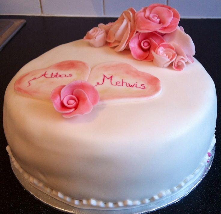 Anniversary cake 2