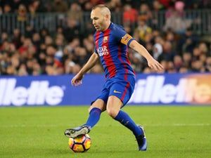 Chinese club 'using wine offer to lure Andres Iniesta'