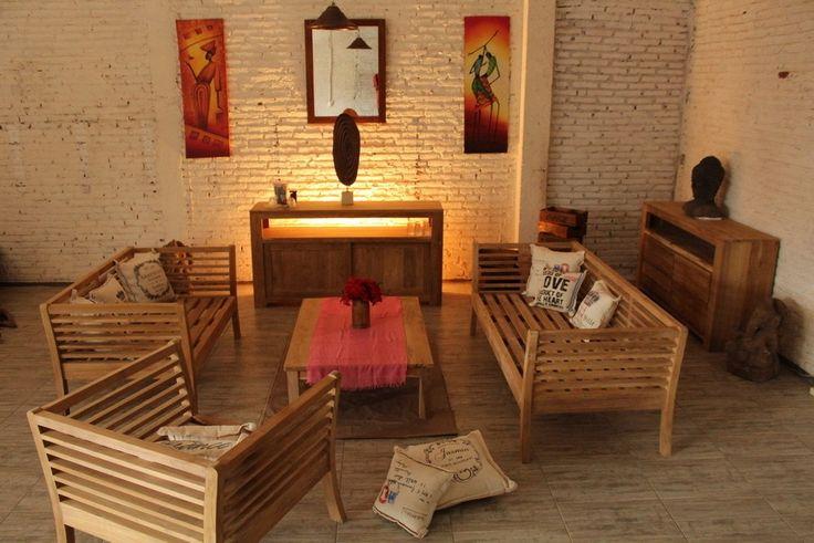 25 Best Ideas About Wooden Sofa Set On Pinterest