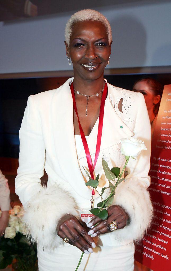 Princess Esther Kamatari (born 1951) is a writer, model, and exiled Burundian princess.