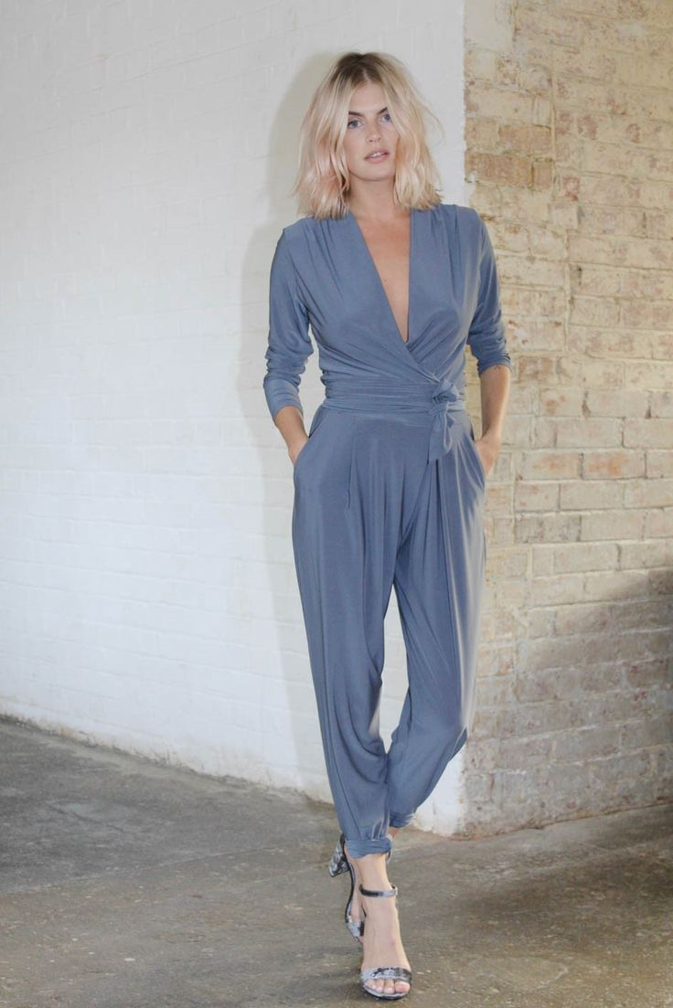 Jodie Jumpsuit Airforce