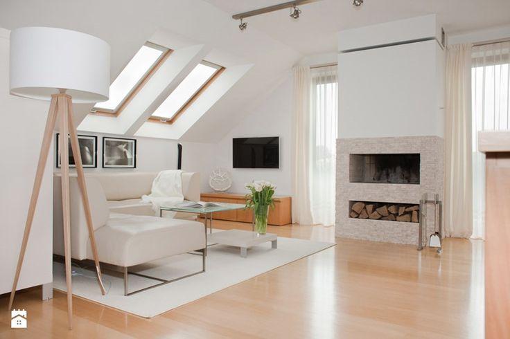 Znalezione obrazy dla zapytania minimalistyczny kominek narożny